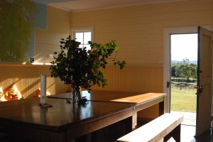 Accommodation, The Creech, Tasmania