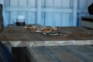 Lunch, The Creech, Tasmania