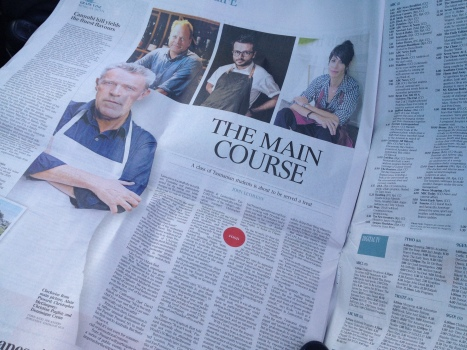 John Lethlean review in the Australian newspaper