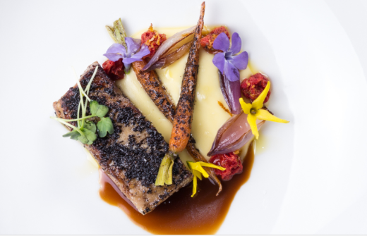 Plate from the Great Chefs Series 2016