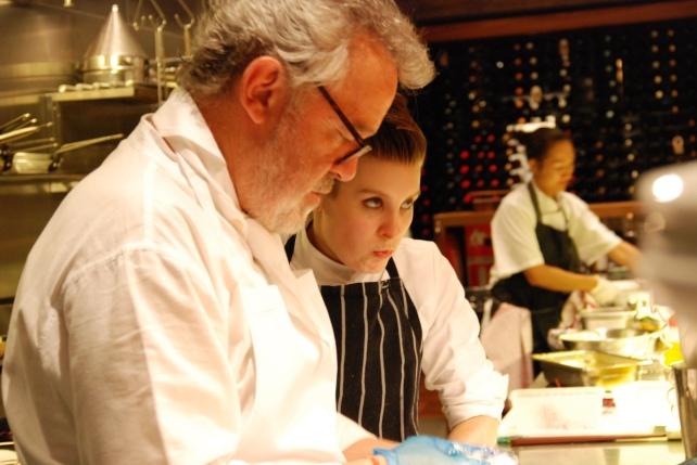 Alain Passard, Great Chefs Series, Peacock and Jones, Tasmania