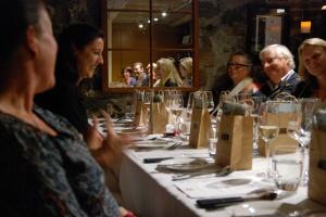 Sprout Tasmania dinner at Stillwater