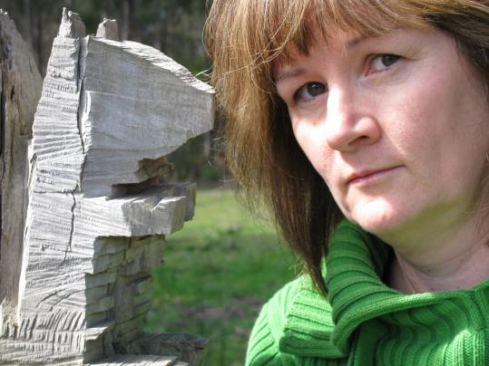 Fiona Stocker, author of Apple Island Wife