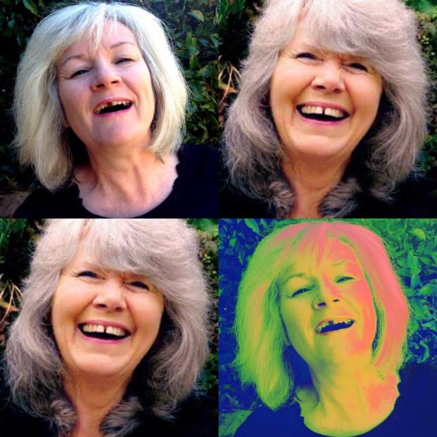 Jilly Cooper and Fiona Stocker in roller coaster crowdfunding