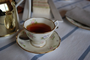 Tea with Simon McInerney, freelance butler