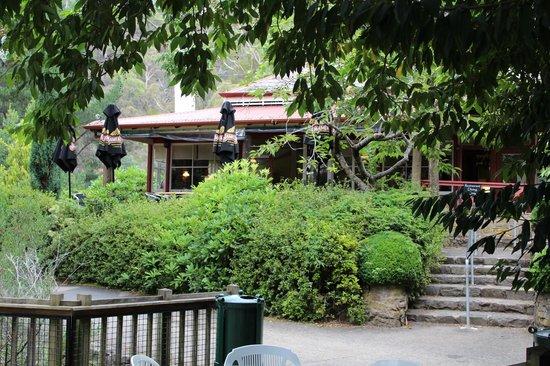 The Gorge Restaurant Launceston