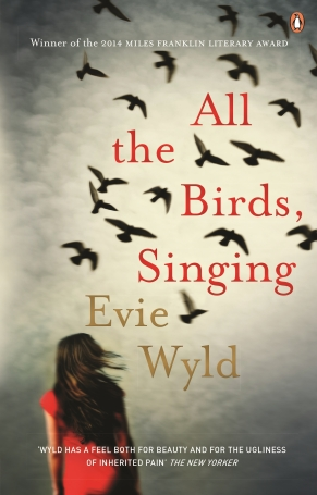 All the Birds, Singing by Evie Wyld - a mother's day book gift recommendation by author Fiona Stocker