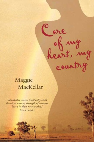 Core of my heart, my country - Mother's day book gift recommendation by author Fiona Stocker