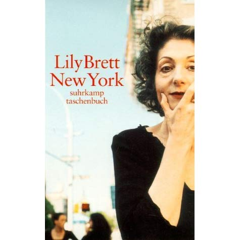 New York, by Lily Brett - Mother's day book gift recommendation by author Fiona Stocker