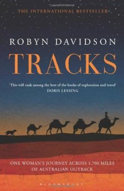 Tracks - Mother's day book gift recommendation by author Fiona Stocker