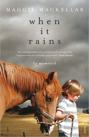 When It Rains - Mother's day book gift recommendation by author Fiona Stocker
