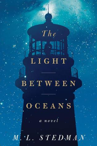 The Light Between Oceans. Book recommendations for MOther's Day by author Fiona Stocker