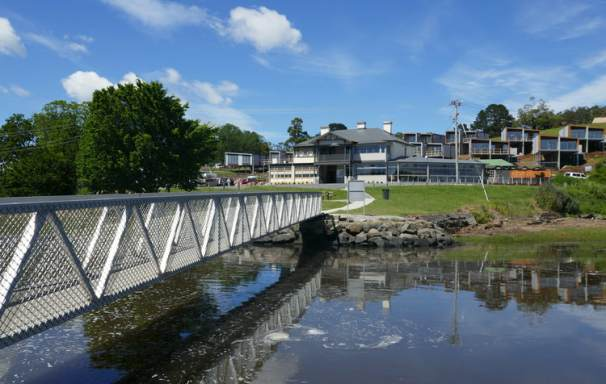 Rosevears Hotel - where to eat in the Tamar Valley, Tasmania