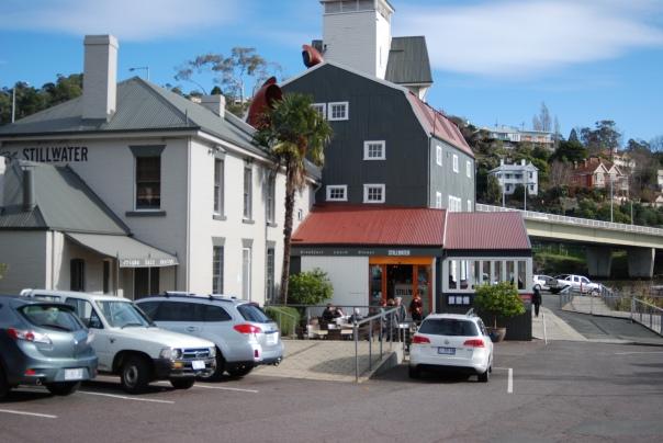 Stillwater Restaurant - where to eat in the Tamar Valley