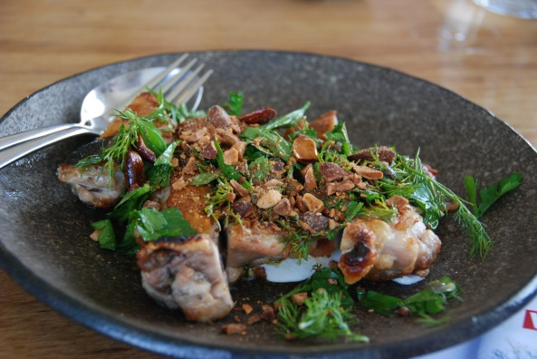 Timbre Kitchen - where to eat in the Tamar Valley, Tasmania