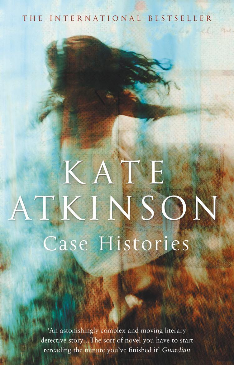 Case Histories - Father's Day Gift Books, a post by Fiona Stocker