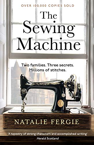 Natalie Fergie's book The Sewing Machine