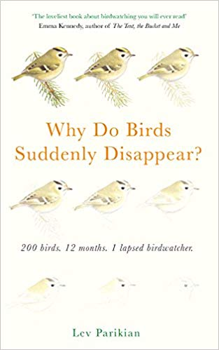 Why Do Birds Suddenly Disappear - Father's Day Gift Books, a post by Fiona Stocker