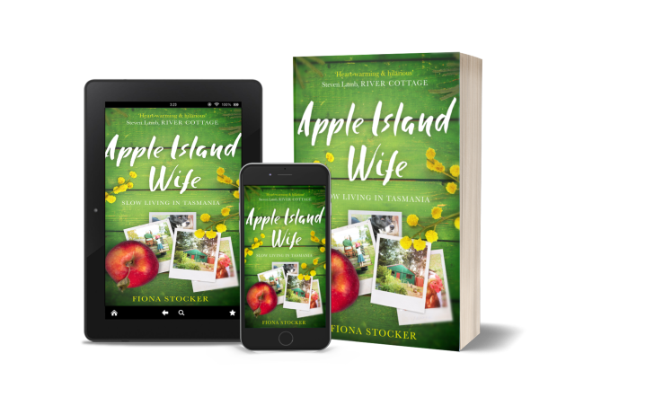 Apple Island Wife in e-book and paperback